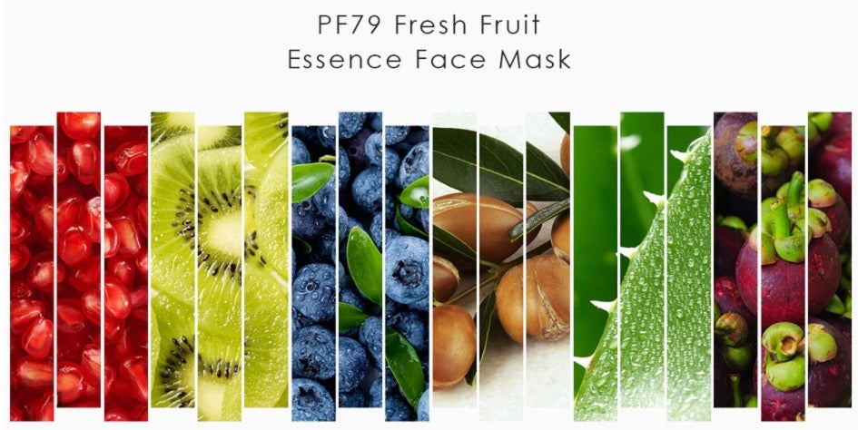 Fresh Fruit Sheet Mask PF79