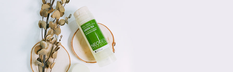 Real Fresh Cleansing Stick Green Tea Neogen