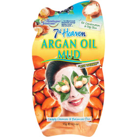 Argan Oil Mud Mask 7Th Heaven Montagne Jeunesse Maschere Viso