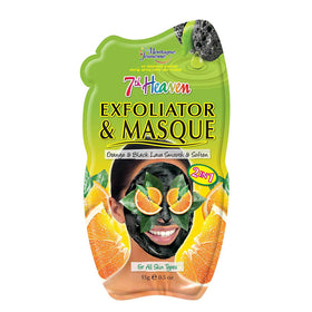 Exfoliator And Mask 7Th Heaven Montagne Jeunesse Maschere Viso