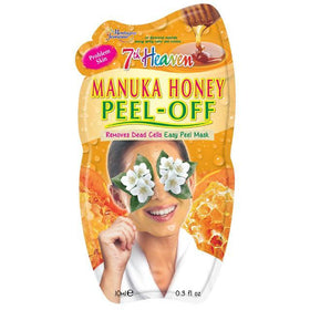 Manuka Honey Peel Off 7Th Heaven Montagne Jeunesse Maschere Viso