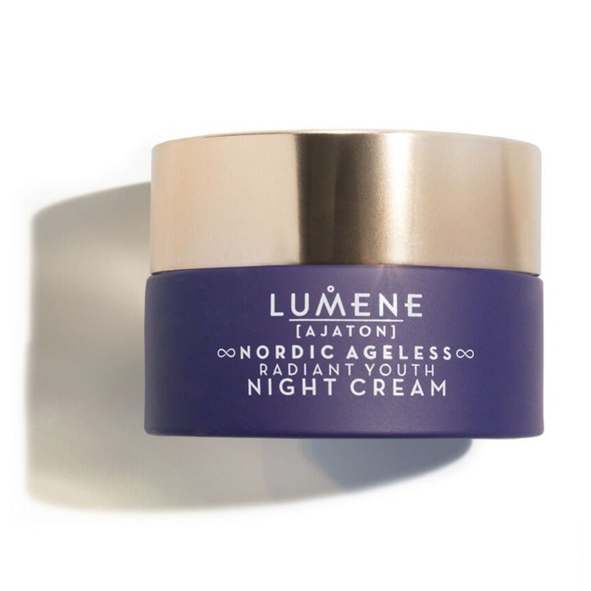 Nordic Ageless Night Cream Ajaton Lumene