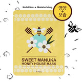 A'PIEU Sweet Manuka Honey House Mask