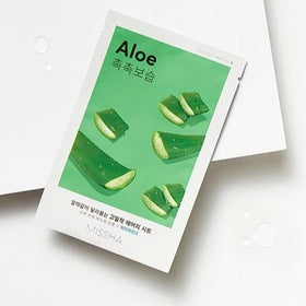 Airy Fit Sheet Mask Aloe Missha