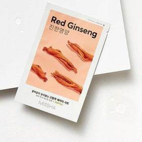 Airy Fit Sheet Mask Red Ginseng Missha