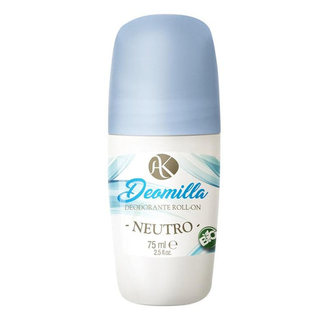 Deomilla Neutro Bio Deodorante Roll-On Alkemilla