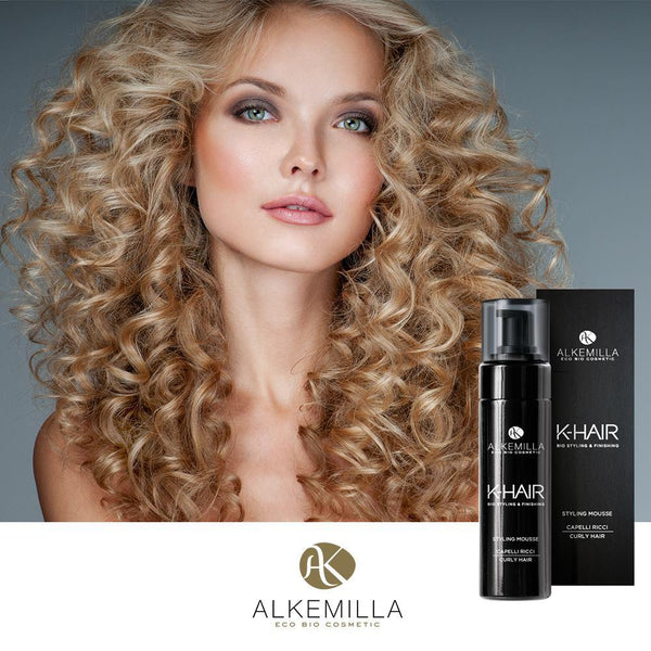 Styling Mousse Alkemilla