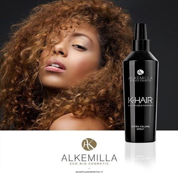 Extra Volume Spray Alkemilla Styling
