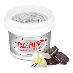 A'PIEU Pack Flurry Cookie Cream Maschera Scrub