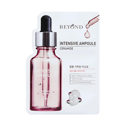 Intensive Ampoule Ceramide Mask Beyond Maschere Viso