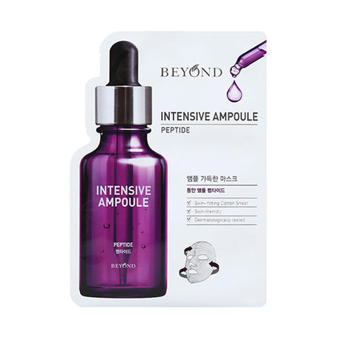 Intensive Ampoule Peptide Mask Beyond Maschere Viso