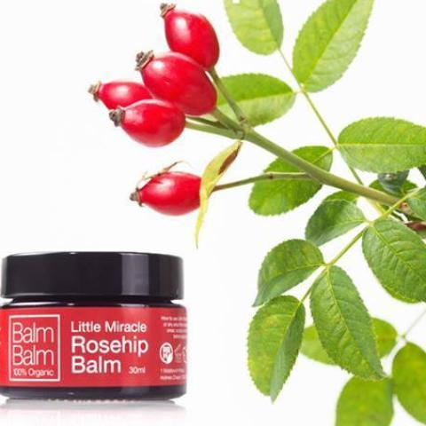 Little Miracle Rosehip Balm Creme Viso
