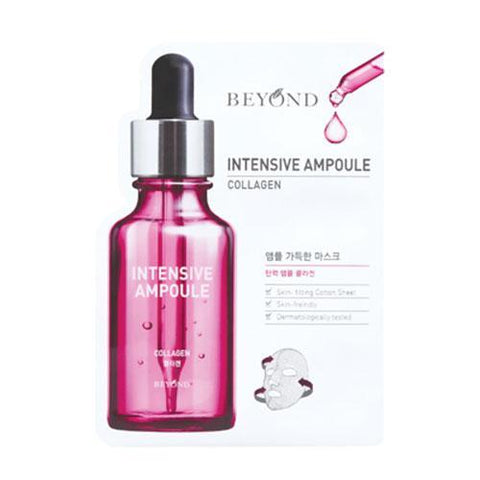 Intensive Ampoule Collagen Mask Beyond Maschere Viso