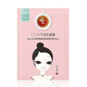 Black Tea Nourishing Moisture Mask Cosmetea