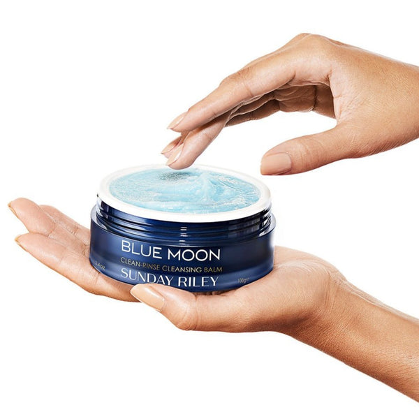 Blue Moon Tranquility Cleansing Balm Sunday Riley