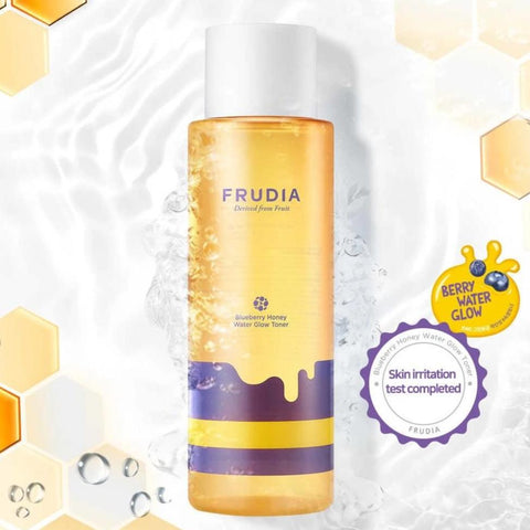 Blueberry Honey Water Glow Toner Frudia