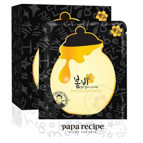 Manuka Honey Black Honey Mask Papa Recipe
