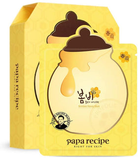 Bombee Honey Mask Papa Recipe