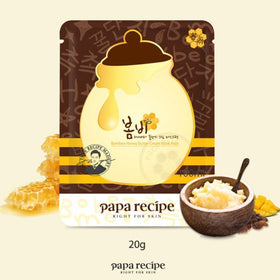 Bombee Honey Butter Mask Pack Papa Recipe