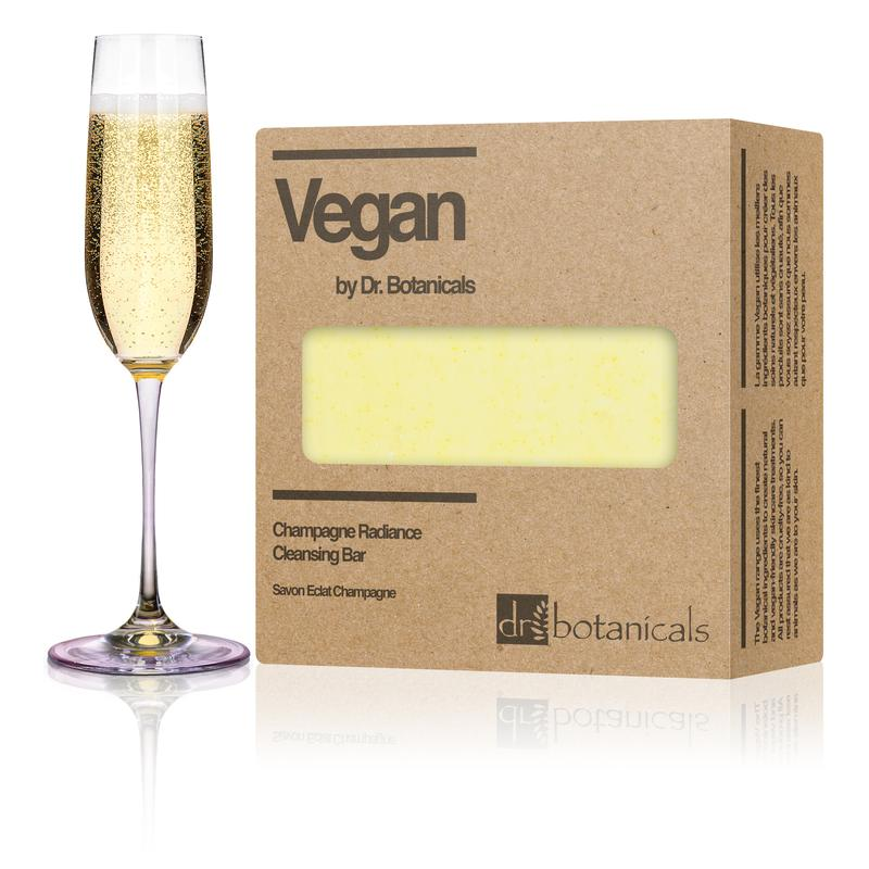 Champagne Cleansing Bar Dr. Botanicals