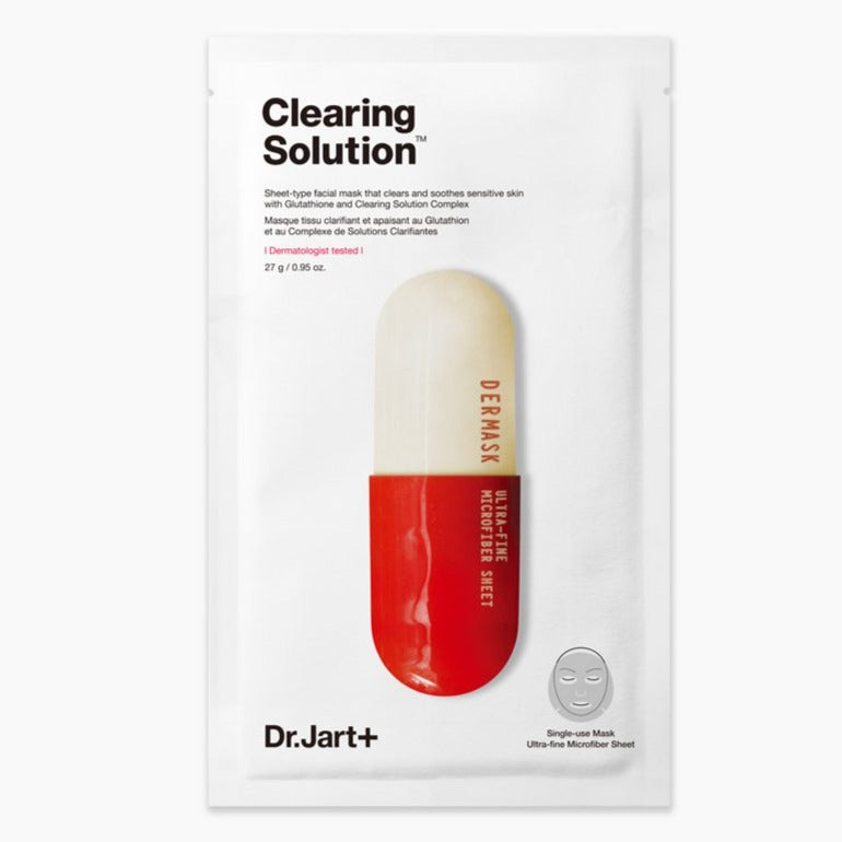 Dermask Clearing Solution Dr. Jart
