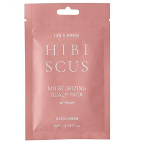 Cold Brew Hibiscus Moisturizing Scalp Pack Rated Green