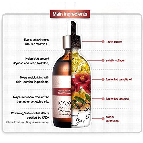 Collagen Intensive Ampoule Maxclinic Sieri Viso E Trattamenti Specifici