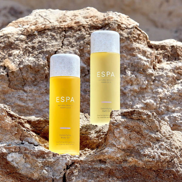 Detoxifying Body Oil Espa