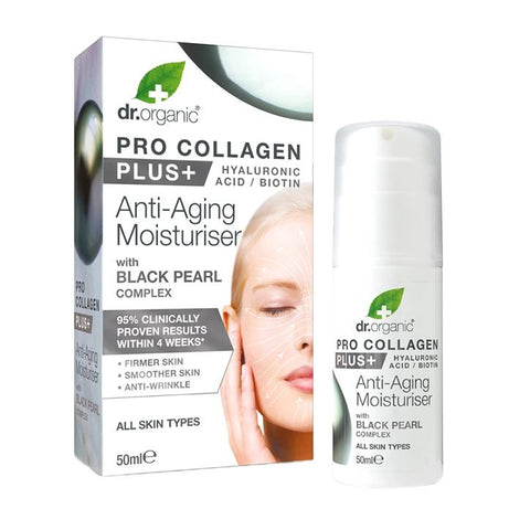 Pro Collagen Plus Black Pearl Dr. Organic