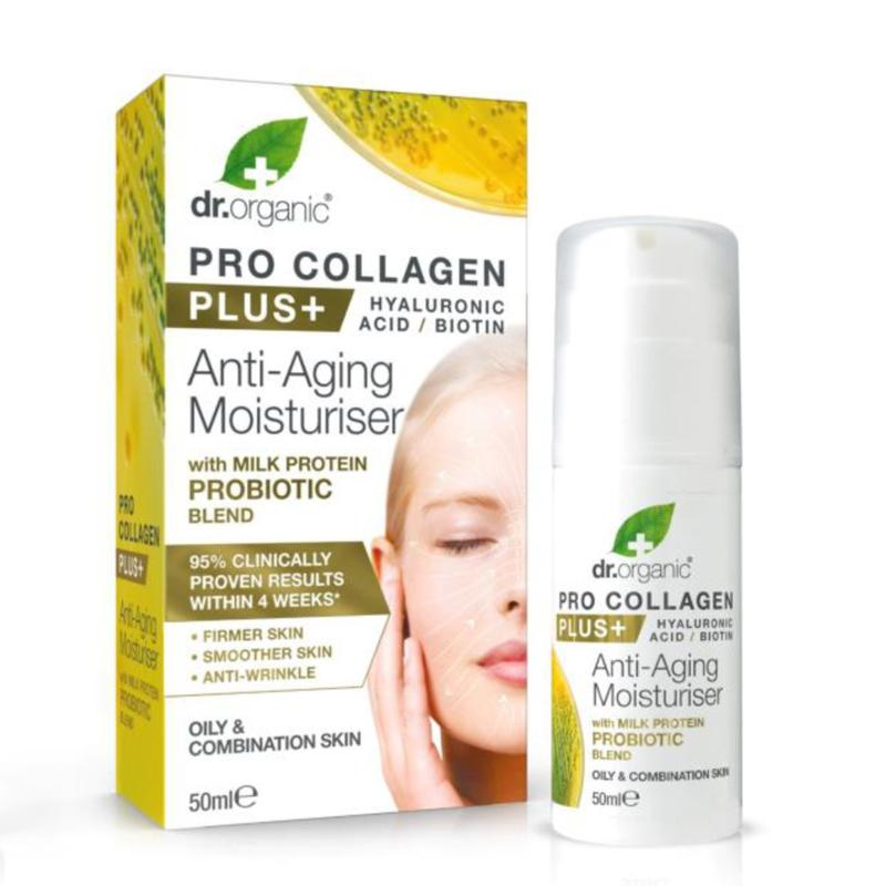 Pro Collagen Plus Biotic Dr. Organic Creme Viso