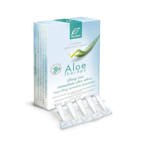 Booster Lifting Viso Ultrattivo Aloe Therapy Dr. Taffi