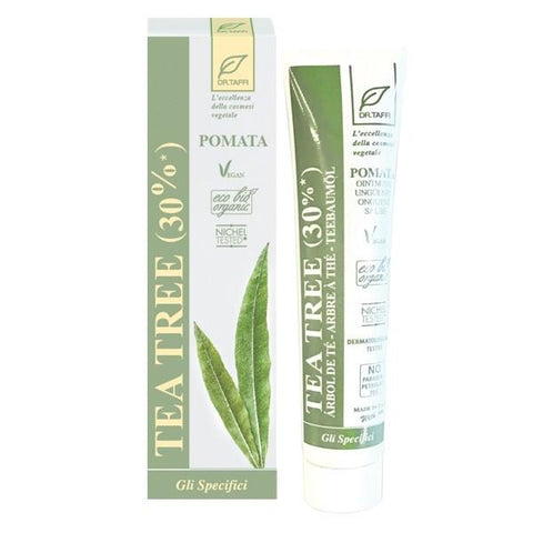 Pomata Tea Tree 30% Bio Vegan Dr. Taffi
