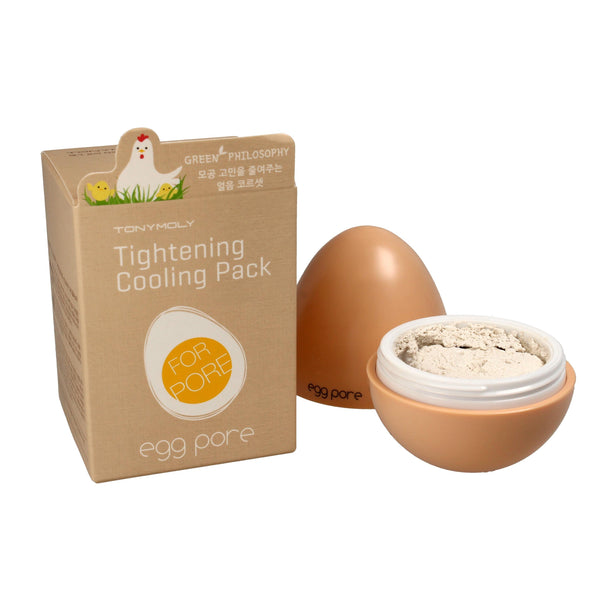 Egg Pore Tightening Cooling Pack Tonymoly