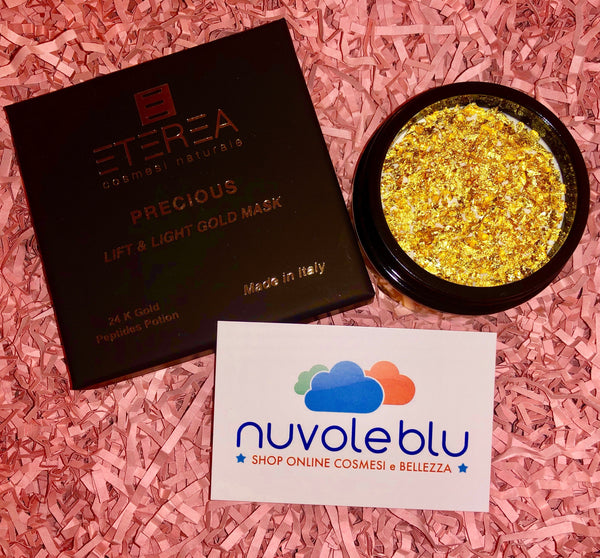 Precious Lift & Light Gold Mask Eterea Cosmesi Maschere Viso