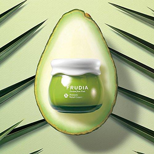 Avocado Relief Cream Frudia Creme Viso