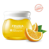 Citrus Brightening Cream Frudia Creme Viso