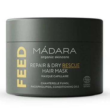 Feed Repair & Dry Rescue Hair Mask Madara