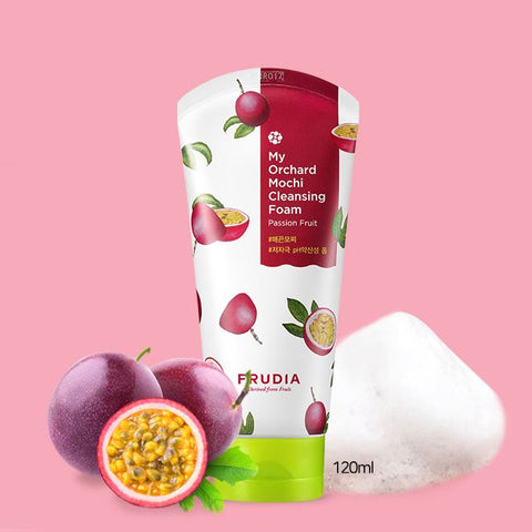 Frudia My Orchard Mochi Cleansing Foam Passion Fruit