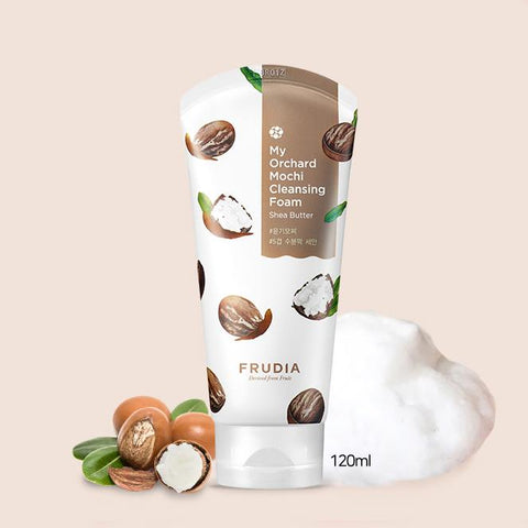 Frudia My Orchard Mochi Cleansing Foam Shea Butter