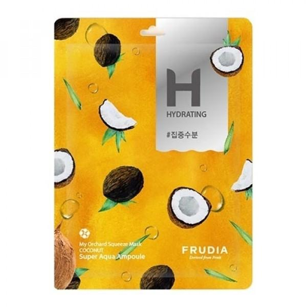 Frudia My Orchard Squeeze Mask Coconut Maschere Viso