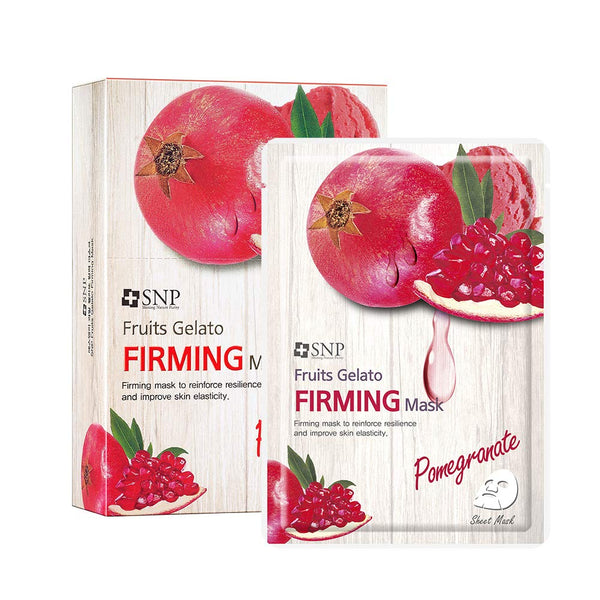 Fruits Gelato Firming Mask SNP