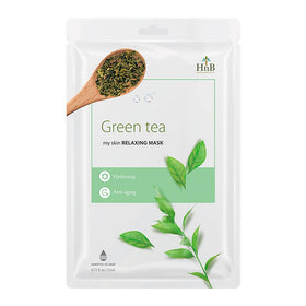 My Skin Relaxing Mask Green Tea HnB