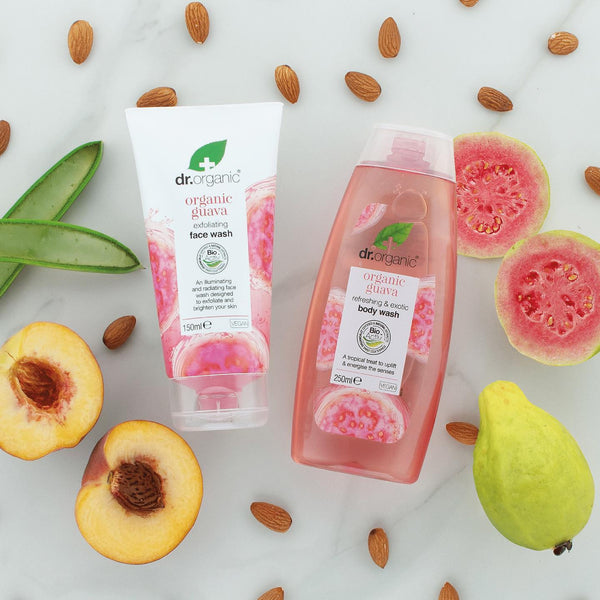 Guava Body Wash Dr. Organic