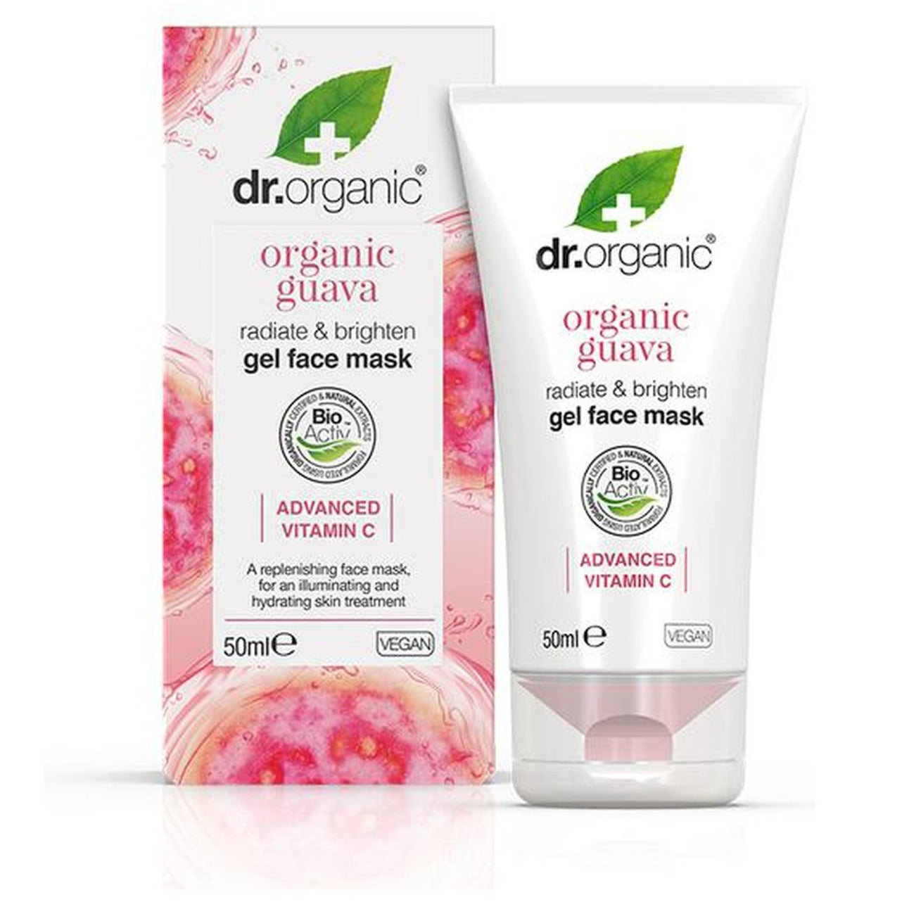 Guava Gel Face Mask Dr. Organic