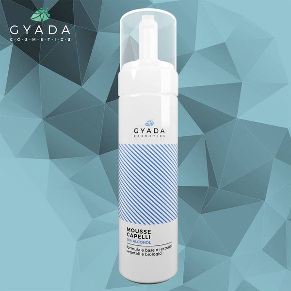 Mousse Styling Gyada Cosmetics