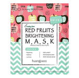 Red Fruits Brightening Mask Huangjisoo