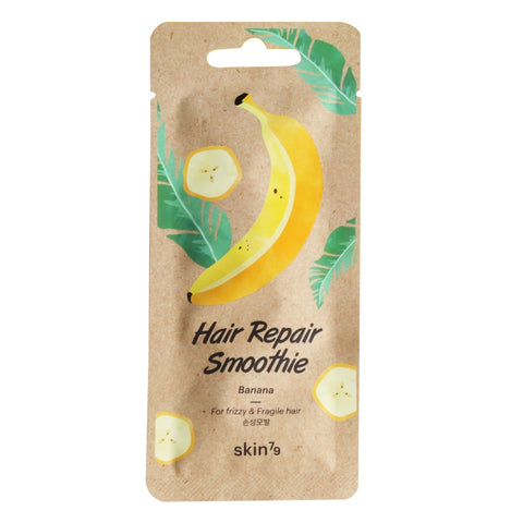Hair Repair Smoothie Banana Maschera Capelli Skin79