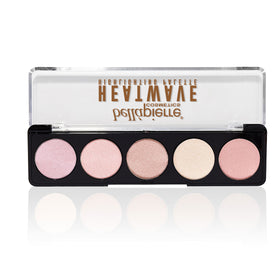 Heatwave Highlighting Palette Bellapierre