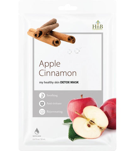 Apple Cinnamon Detox Mask Hnb Maschere Viso