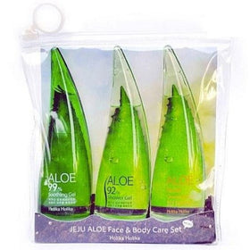 Jeju Aloe Face and Body Care Set Holika Holika
